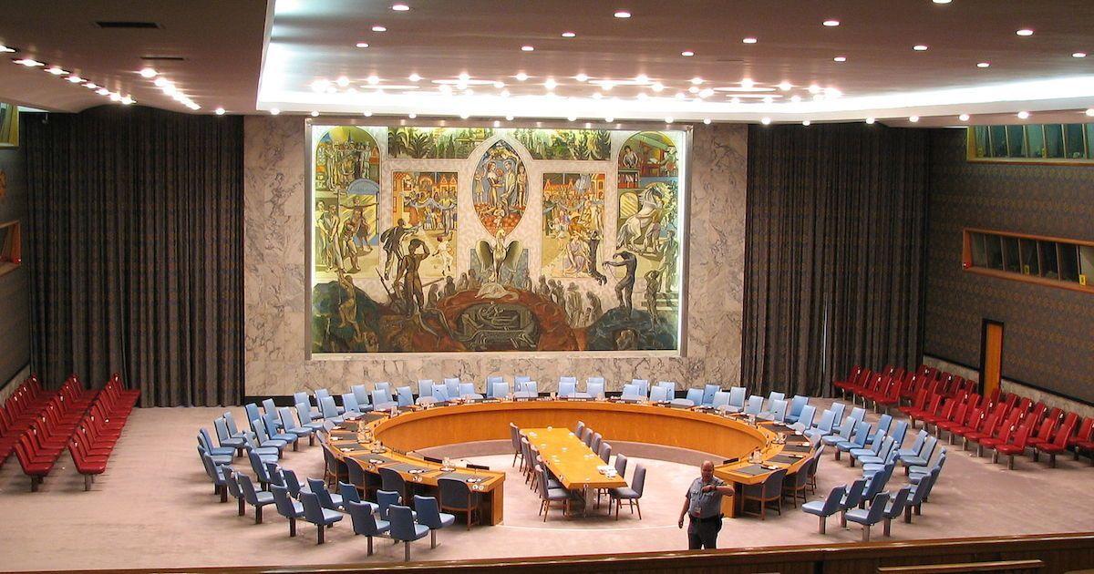Фото Совет безопасности ООН - это... Совбез ООН и его постоянные члены