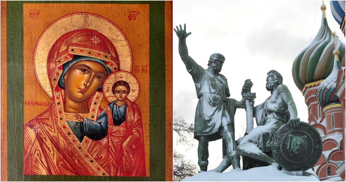 Фото Казанская икона Божией Матери. История праздника, традиции и приметы
