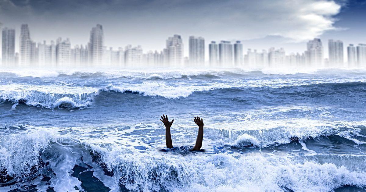 Фото Новые прогнозы повышения уровня Мирового океана звучат пугающе