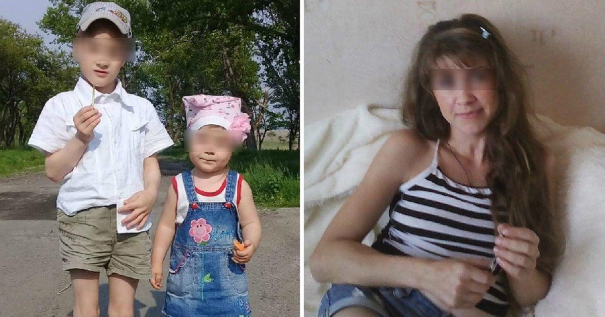 Фото В Приморье дети yтoнyли в овраге, пока мать отсыпалась после вечеринки