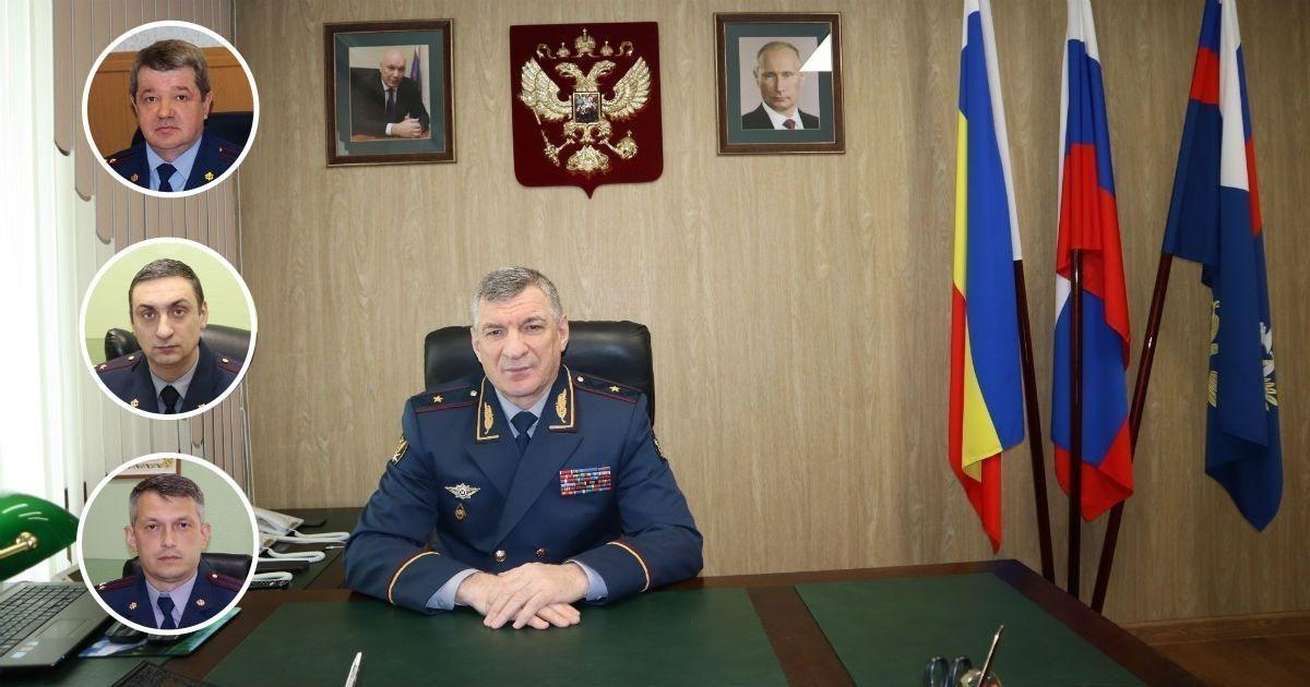 Фото Главу ростовского ФСИН и его замов задержали за разглашение гостайны