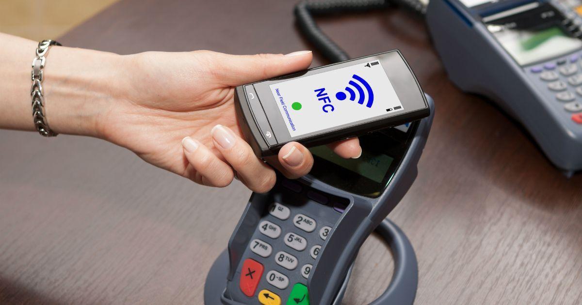 Фото NFC. Что такое NFC в смартфоне?