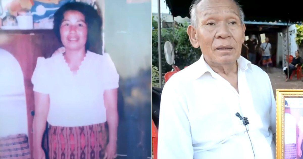 Фото За мгновение до кремации муж заметил, что жена дышит, и спас ее