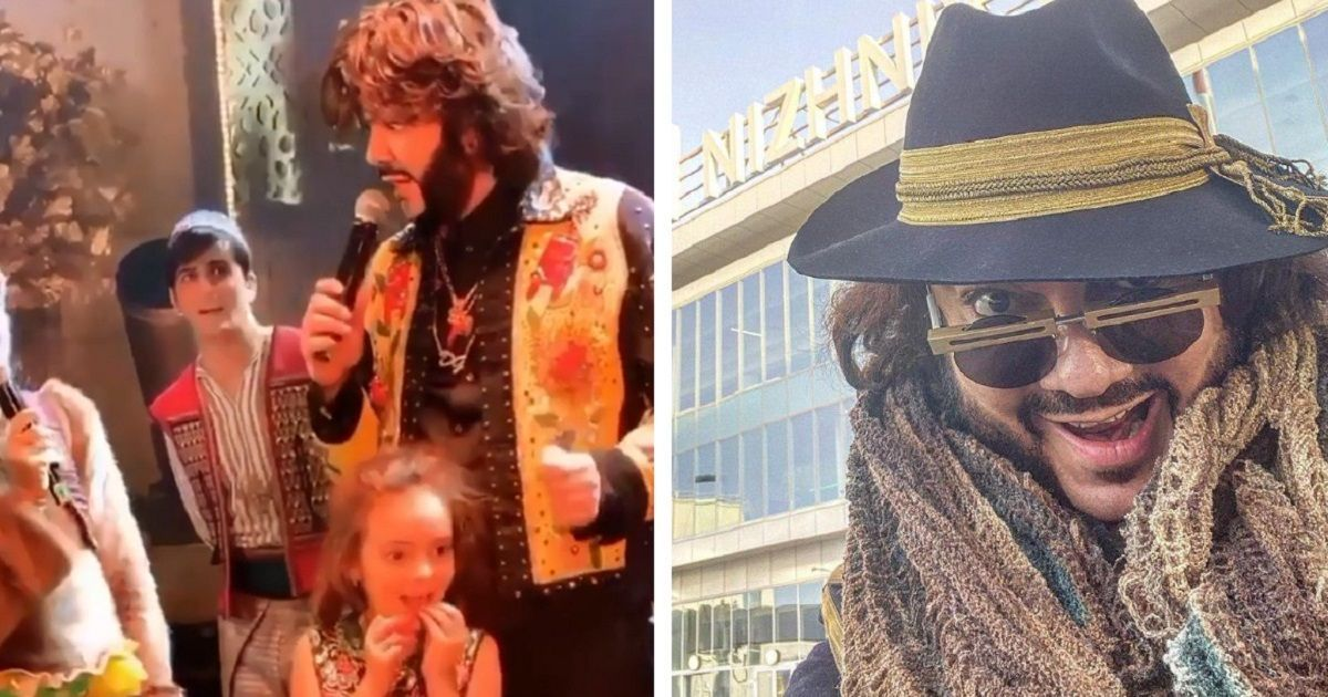 Фото VIP-праздник за миллион: Киркоров с размахом отметил 8-летие дочери