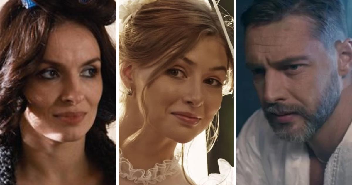 Фото «Ничто не случается дважды». Что мы знаем об актёрах сериала?