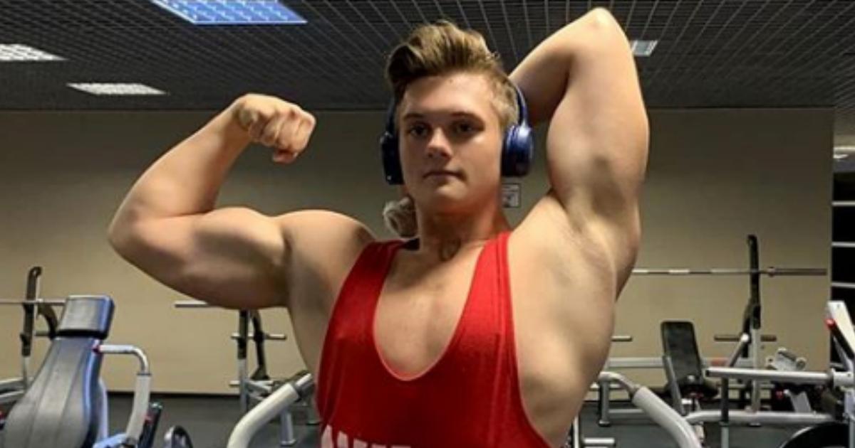 Фото Инсульт в 18 лет: спортсмен Евстафьев впал в кому в Липецке