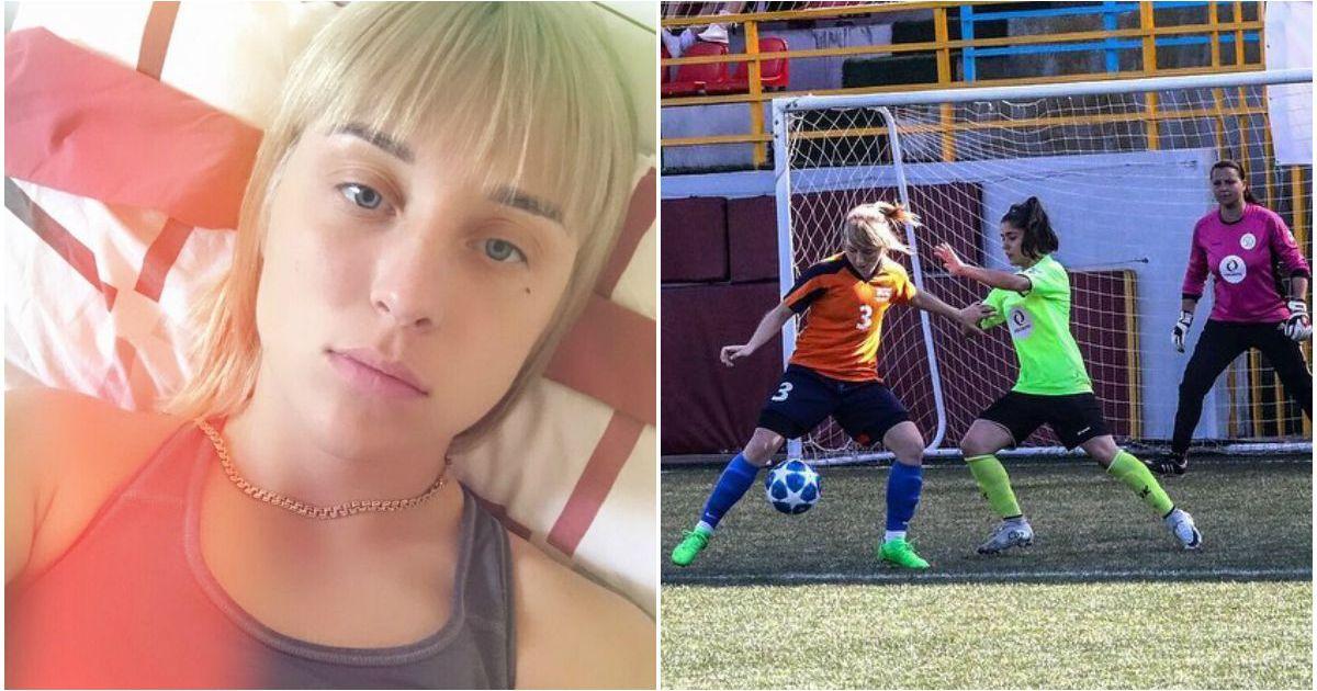 Фото 22-летняя звезда футбола Трушкина разбилась в ДТП