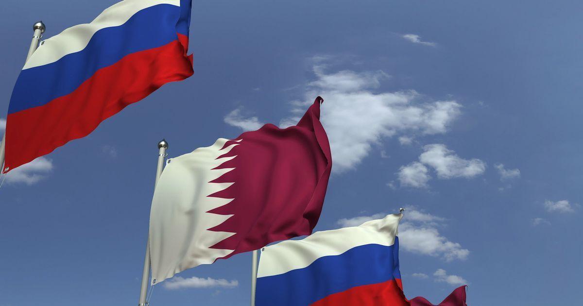 Фото В Москве отметят Национальный день государства Катар
