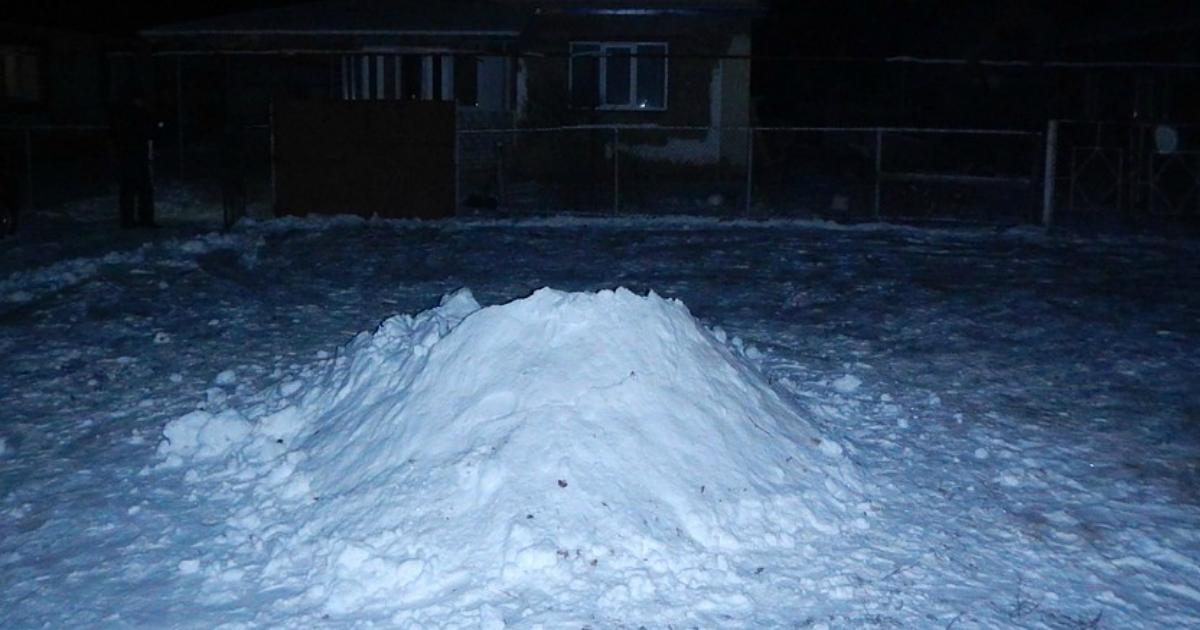 Фото 10-летний ребенок ушел из жизни в сугробе во дворе дома в Нижегородской области