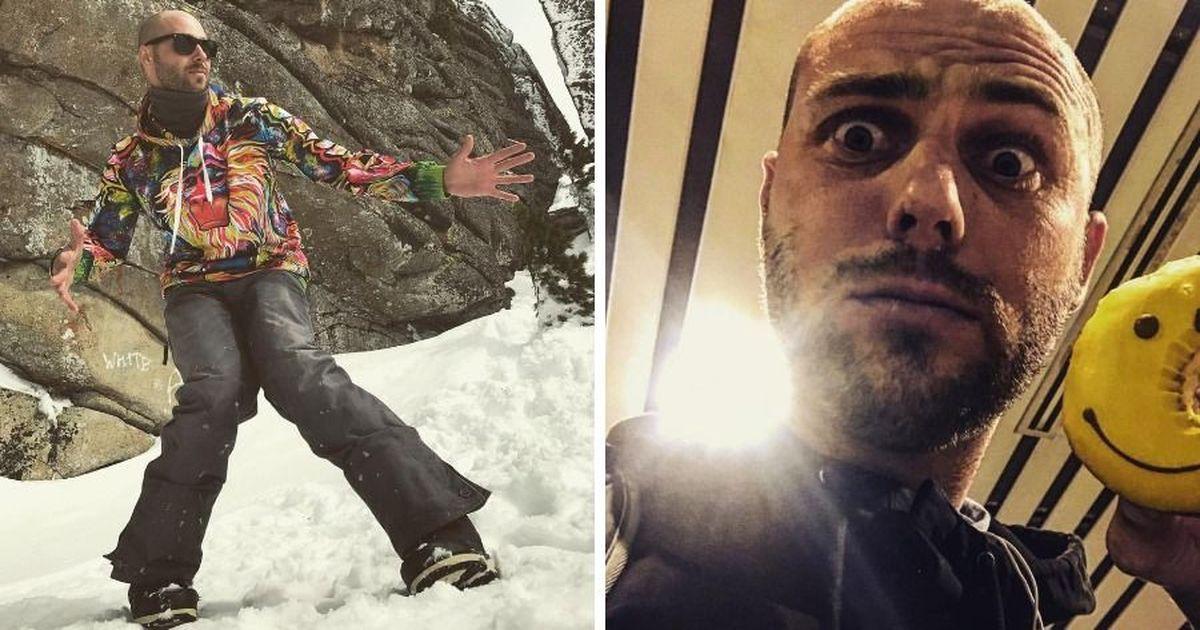 Фото Путешественник Евгений Горбунов погиб, катаясь на сноуборде в Шерегеше