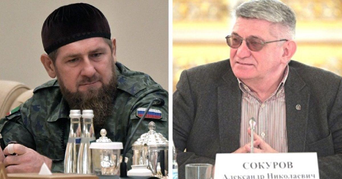 Фото Сокуров задел Кадырова словами о Чечне и сомнительных Героях России