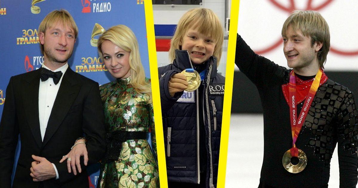 Фото Евгений Плющенко: Яна Рудковская, биография, сын, фото, будет ли развод