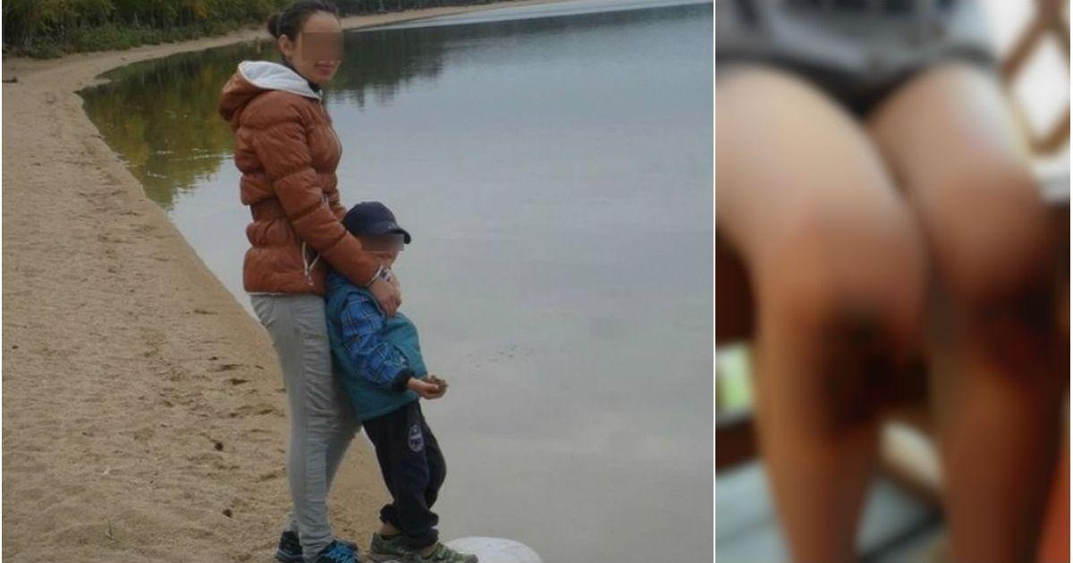 Фото Мать рассказала, как разрешила любовнику ставить сына на гречку