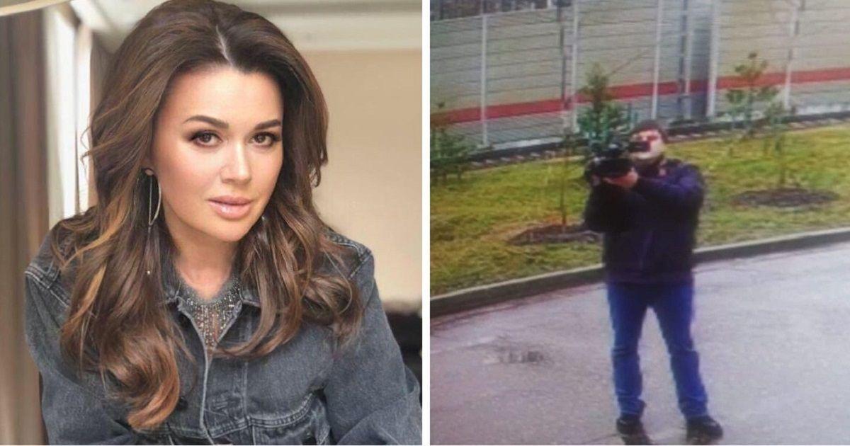 Фото Родные Заворотнюк показали, как больную актрису преследуют журналисты
