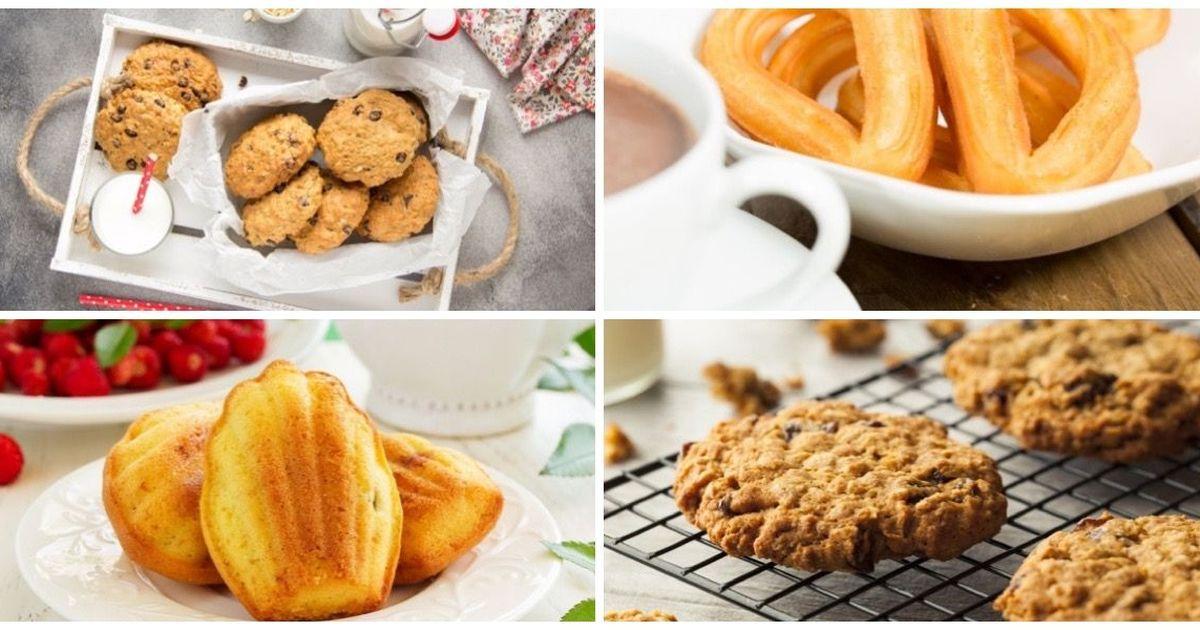 Фото ТОП-7 рецептов печенья на каждый день