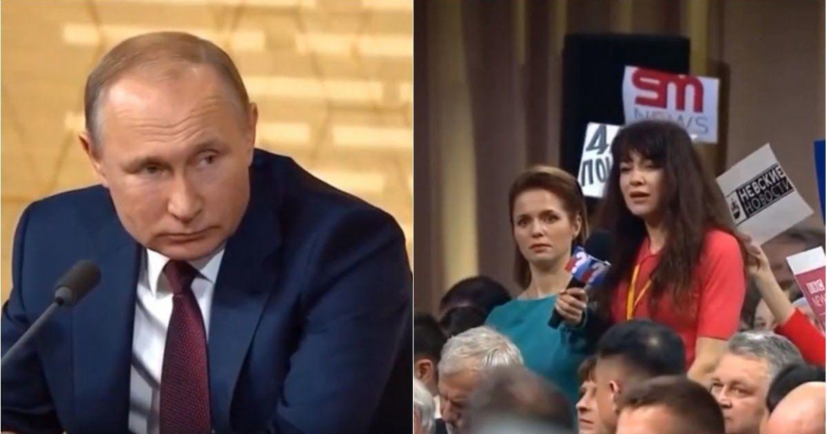 Фото Журналистку уволили с работы после вопроса к Путину о губернаторе Ямала