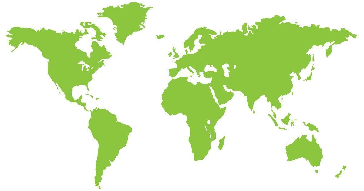 Фото Сколько в мире материков и континентов? Материки и океаны