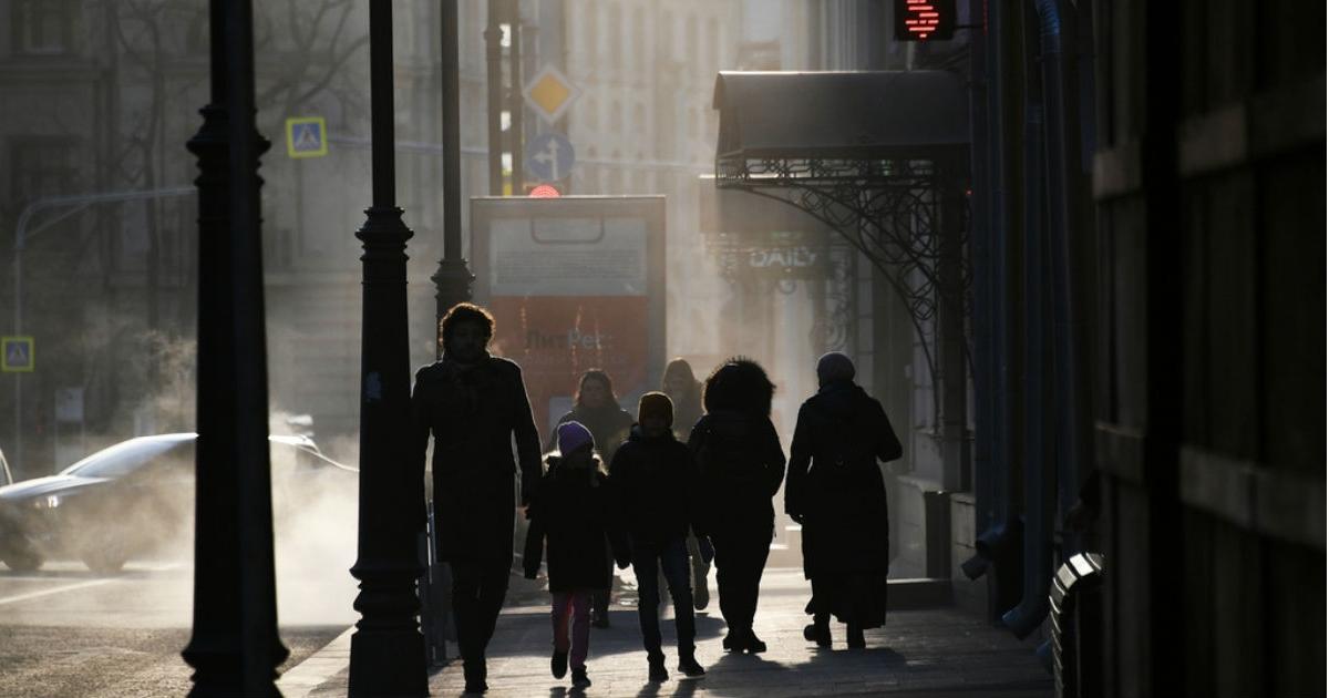 Фото Росстат: население РФ грозит сократиться почти на 12 миллионов