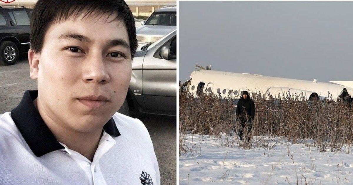 Фото Крушение Fokker-100: последний разговор с диспетчером и спасшийся везунчик
