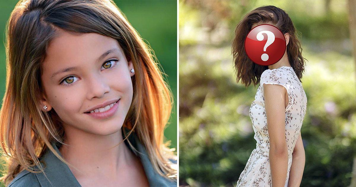 Фото Как изменилась с годами Ланея Грейс — одна из красивейших детей-моделей