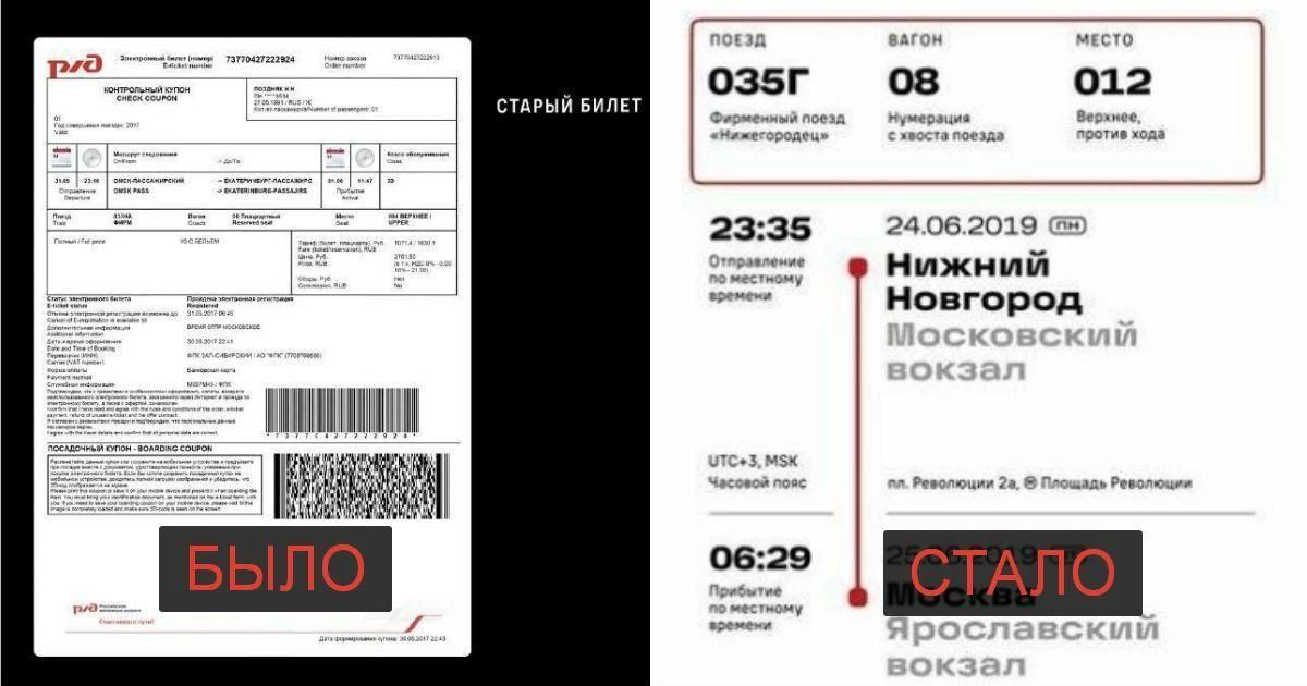Фото Из новых билетов РЖД исчезла просьба к пассажирам нижних полок