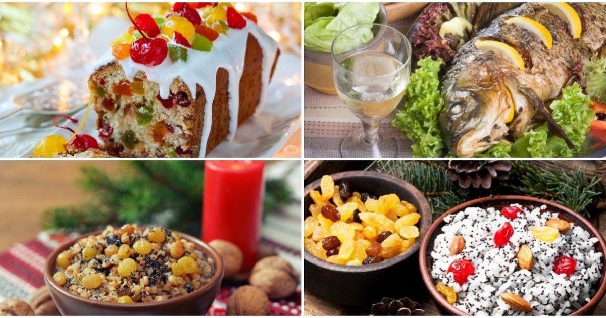 Фото ТОП-7 праздничных рождественских блюд