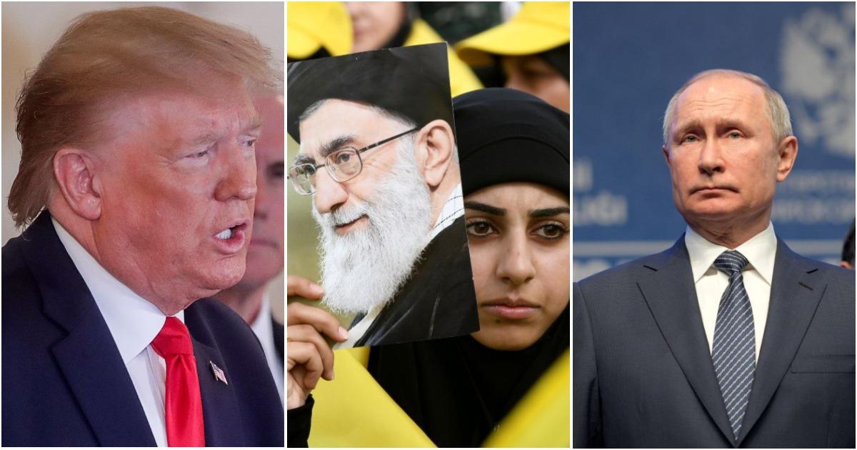 Фото На грани войны. Кто победил в стычке США с Ираном и при чем здесь Россия