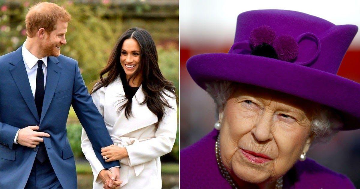 Фото Принц Гарри и Меган Маркл сбежали из дворца? Что обидело королеву