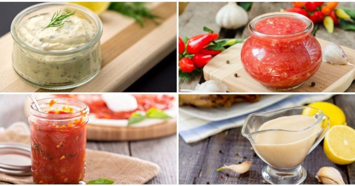 Фото ТОП-7 соусов, которые превратят любое блюдо в кулинарный шедевр