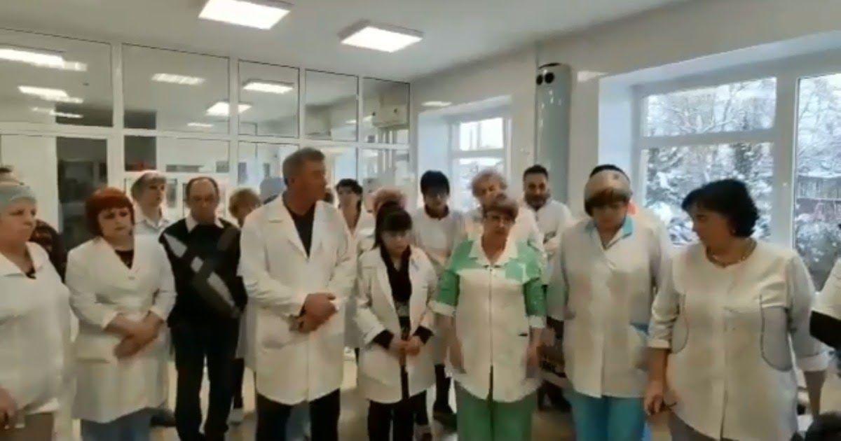 Фото В Ельце закрывают станцию переливания крови. Врачам предложили работу трактористов