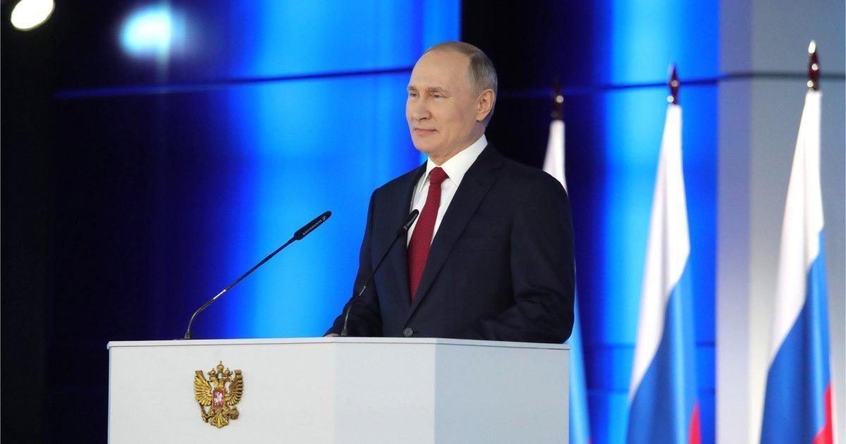 Фото Путин ввел маткапитал на первого ребенка и выплаты на детей до 7 лет