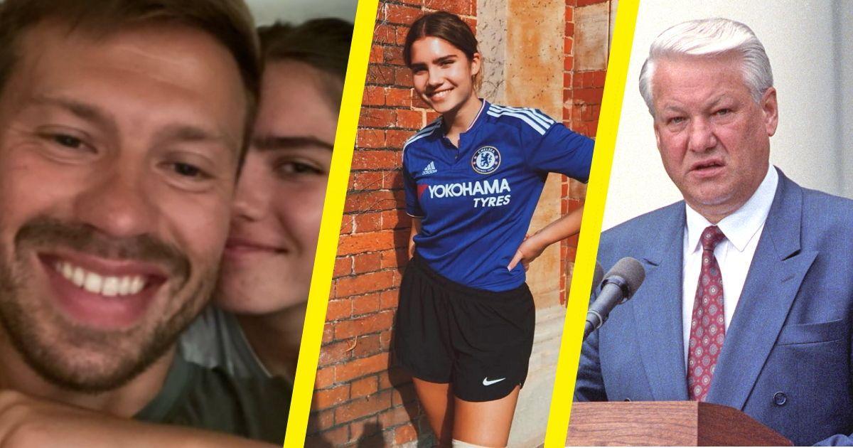Фото Из школы - в ЗАГС. Российские знаменитости, выбравшие в жены 18-летних