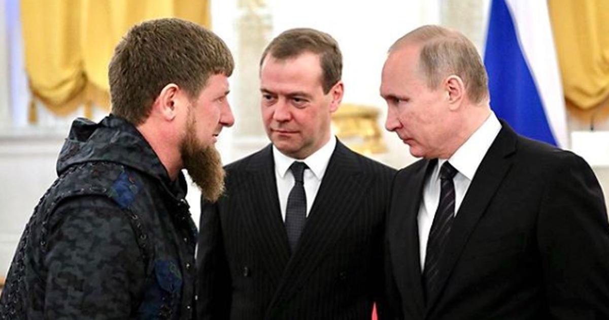 Фото Кадыров временно передал свои обязанности из-за нетрудоспособности