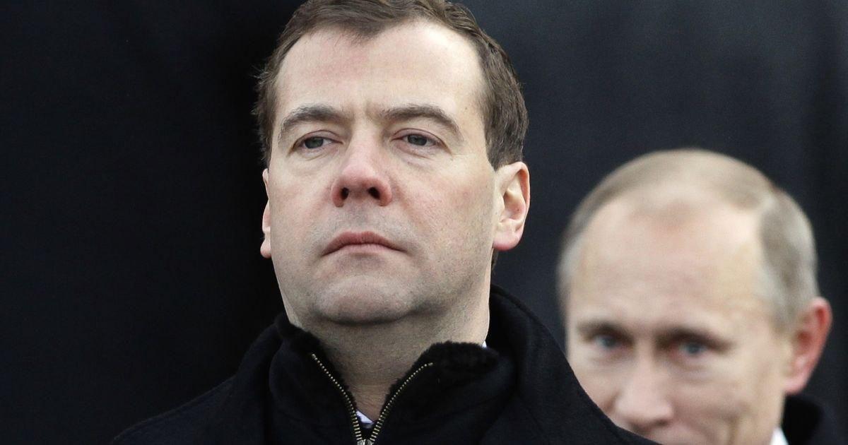 Фото Человек, который НЕ. За что не любили Дмитрия Медведева
