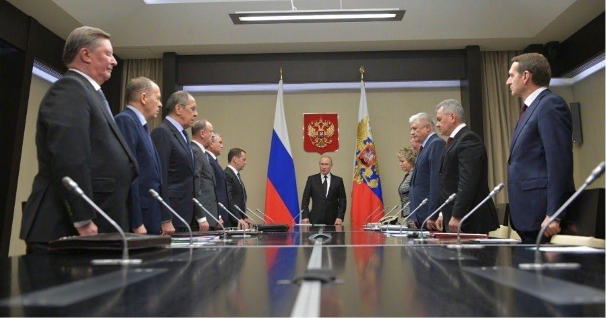 Фото Новая работа Медведева: что такое Совет безопасности России?