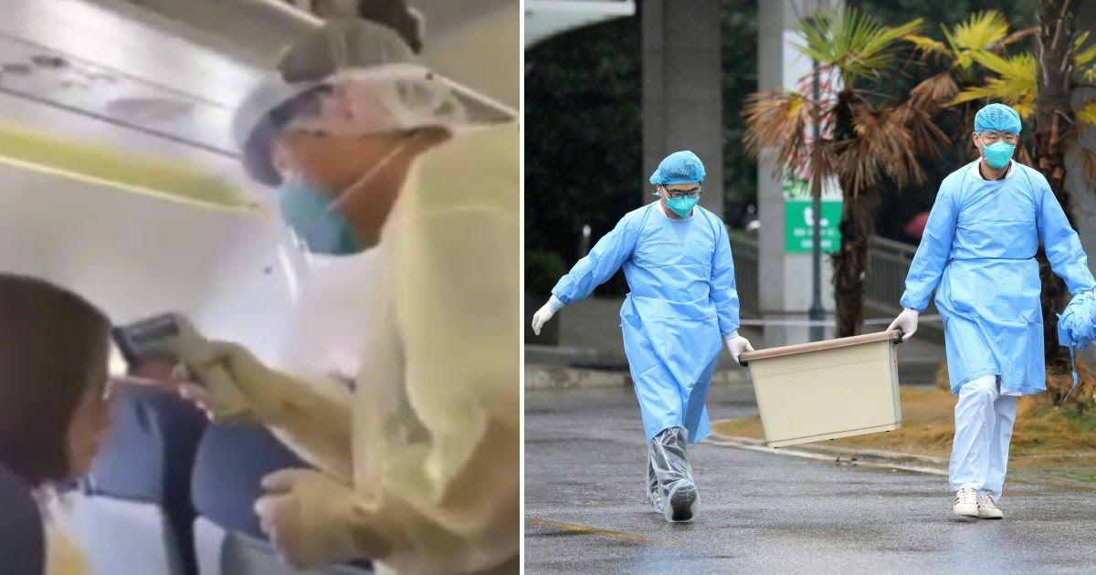 Фото Коронавирус из Китая: симптомы, передача и опасность 2019-nCoV