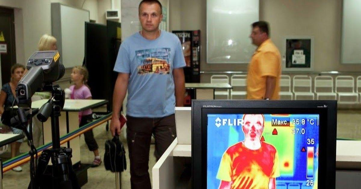 Фото Все прибывающие в РФ стали проходить проверку из-за коронавируса