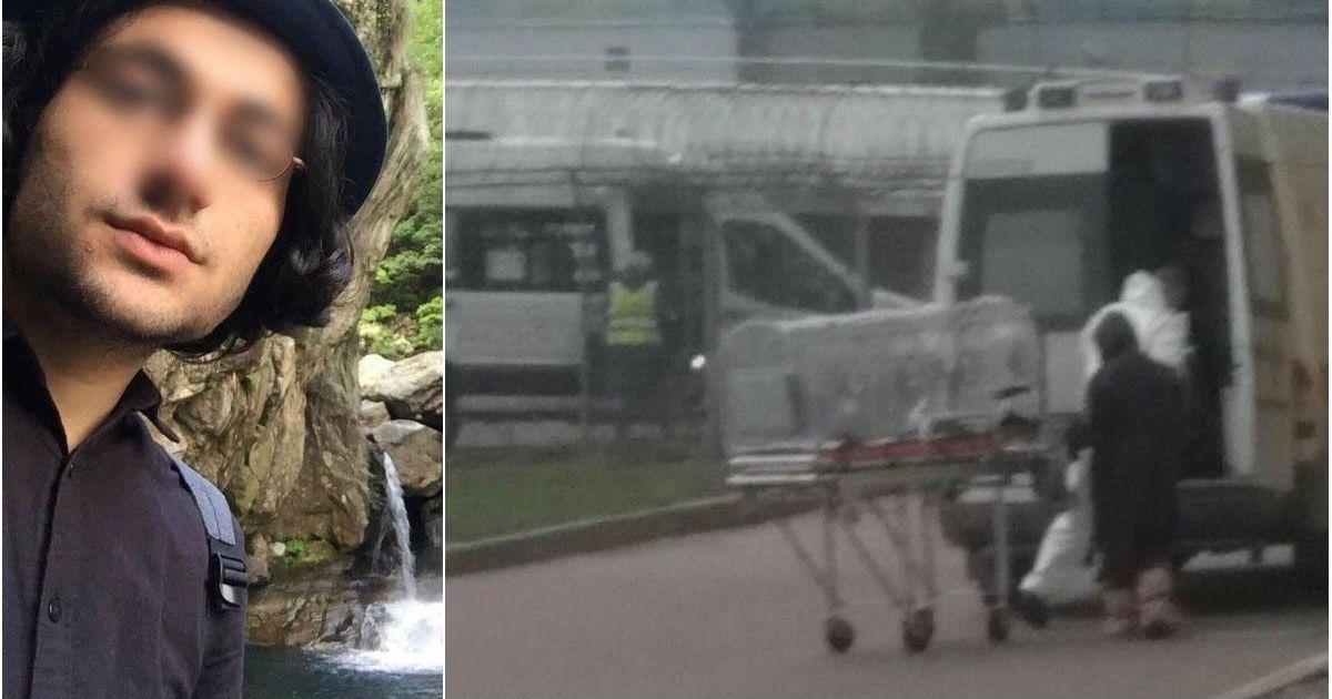 Фото Из Пулково в капсуле эвакуировали россиянина с подозрением на коронавирус
