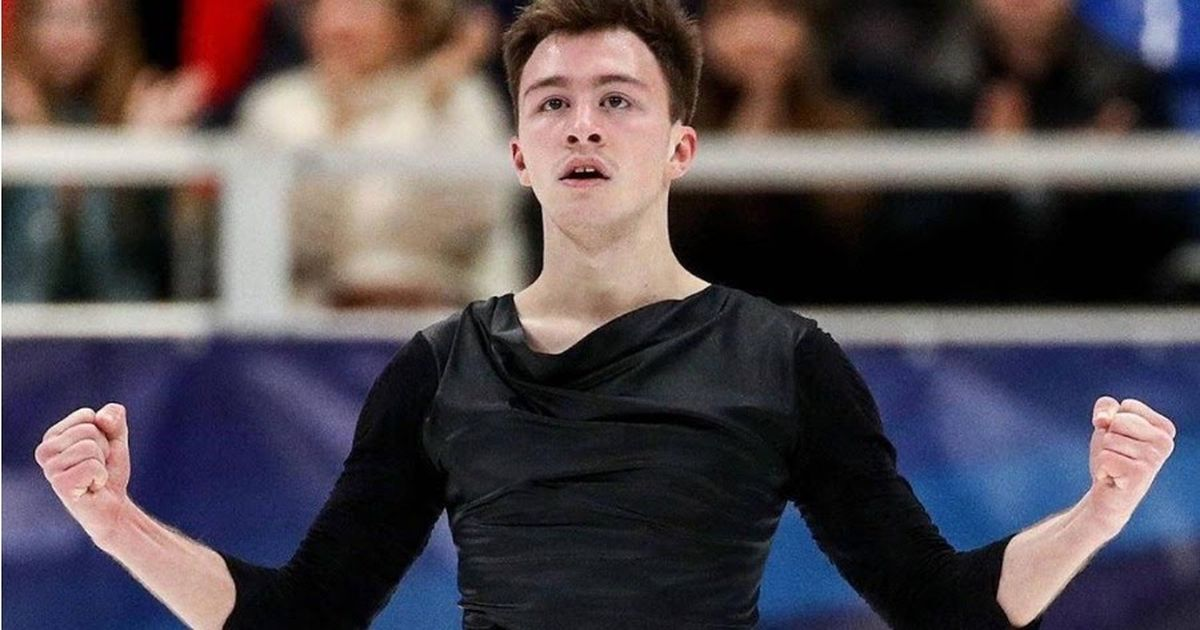 Фото Новый Плющенко? 20-летний Дмитрий Алиев стал чемпионом Европы