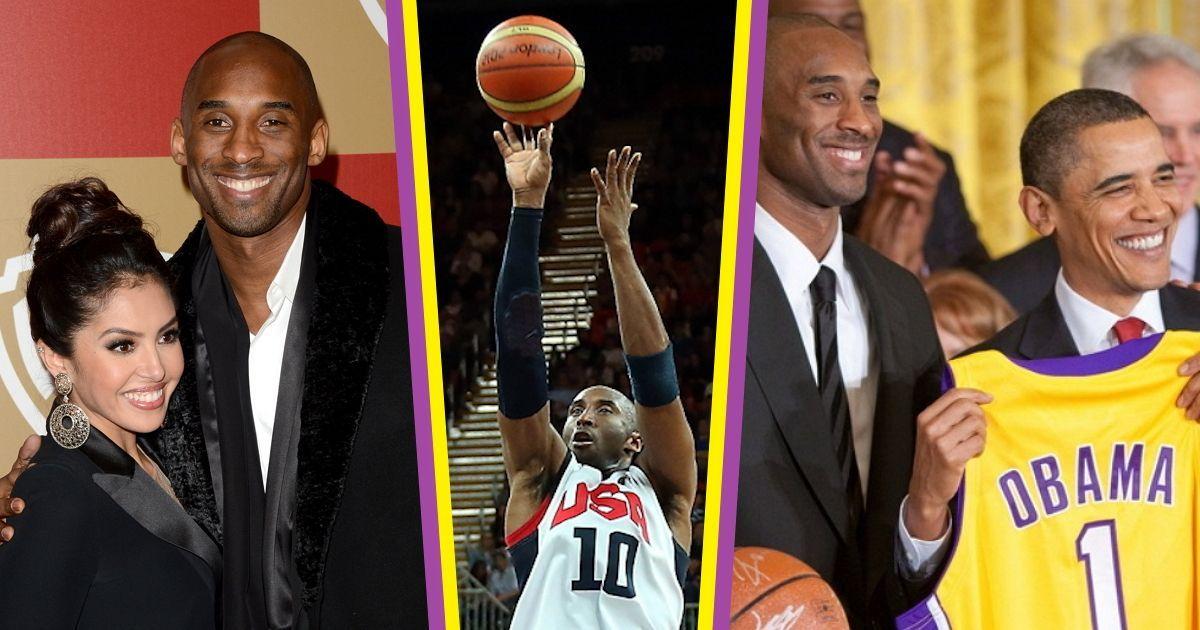 Фото Коби Брайант: жизнь и трагический уход баскетбольной легенды