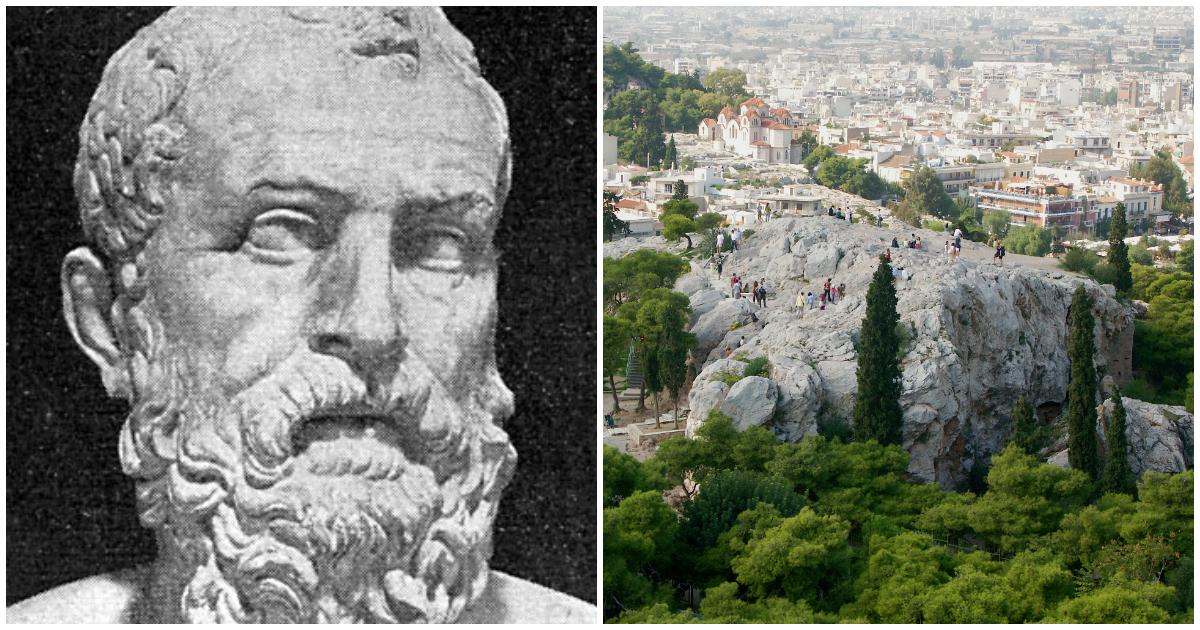 Фото Демос, ареопаг, архонты, полис и долговой камень - значение слов из истории Древней Греции