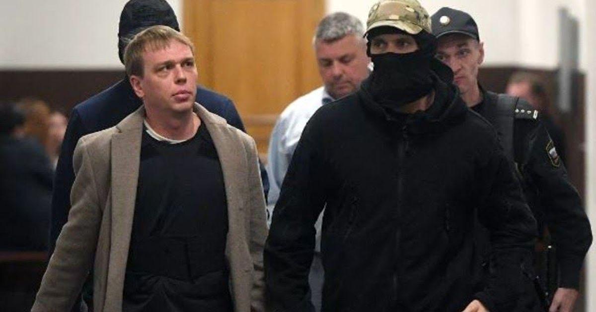 Фото По делу Голунова вызвали на допрос шестерых экс-полицейских