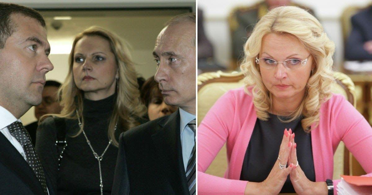 Фото Татьяна Голикова: биография, муж и фото «главной блондинки» правительства