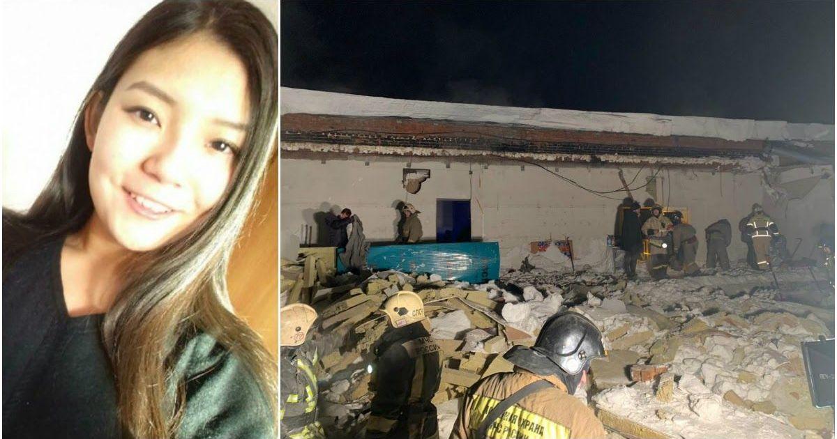 Фото Во время вечеринки обрушилась крыша кафе в Новосибирске