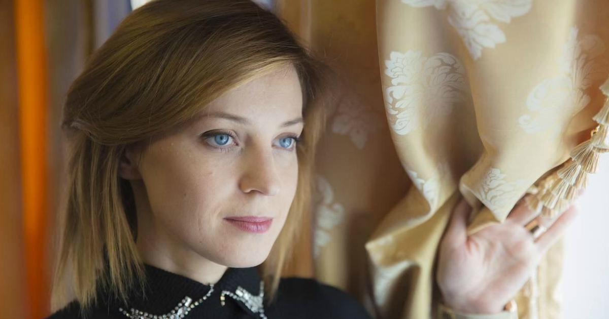 Фото Поклонская снялась в фотосессии в стиле фильма «Красотка»