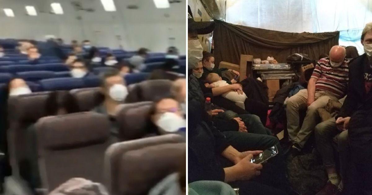 Фото Чартер Госдепа и самолет ВКС. Как вывозили из Китая американцев и россиян