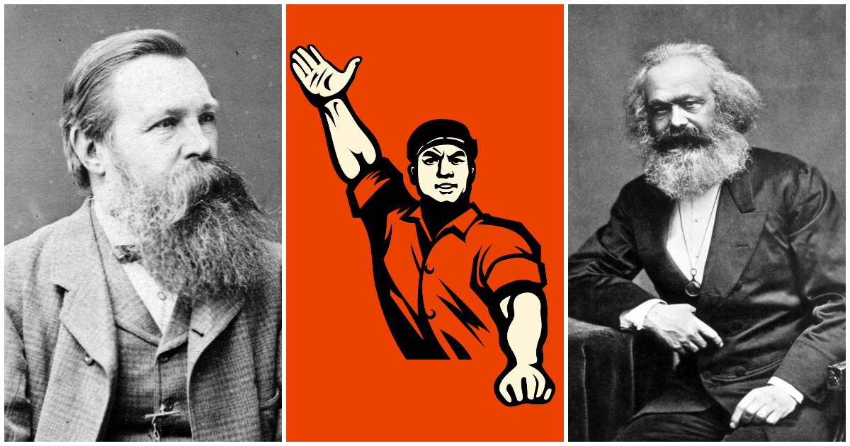 Фото Что такое коммунизм: суть идеологии и политика, военный коммунизм