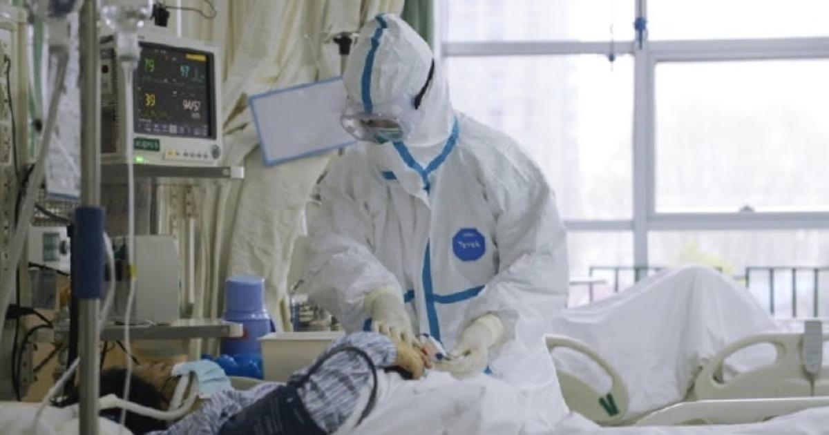 Фото Первый гражданин Украины заразился китайским коронавирусом
