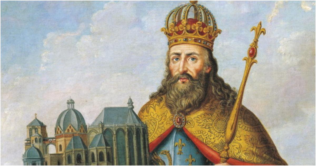 Фото Карл Великий: Каролинги, расцвет и распад империи Карла Великого