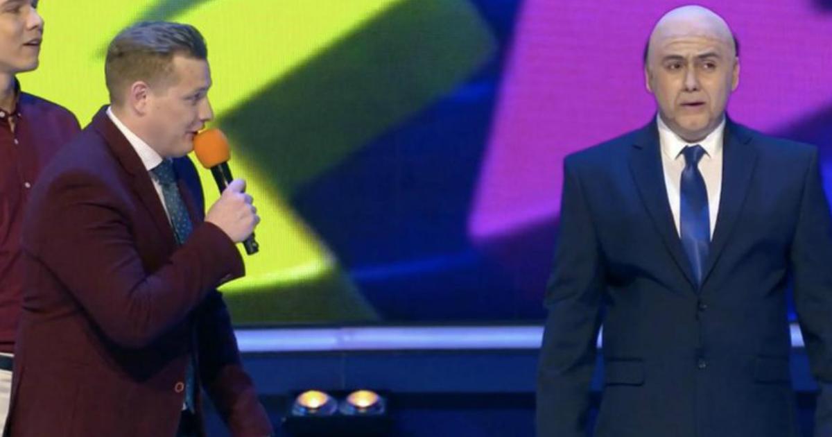 Фото В КВН спародировали Мишустина и высмеяли Медведева